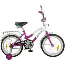 "Велосипед 16"" Novatrack Zebra.CLR6"