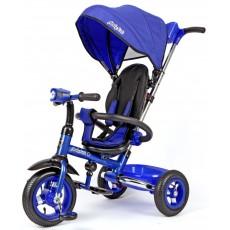 Велосипед Moby Kids Junior-2 T300-2 Blue (складная рама)