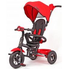 Велосипед Moby Kids Junior-2 T300-2 Red (складная рама)